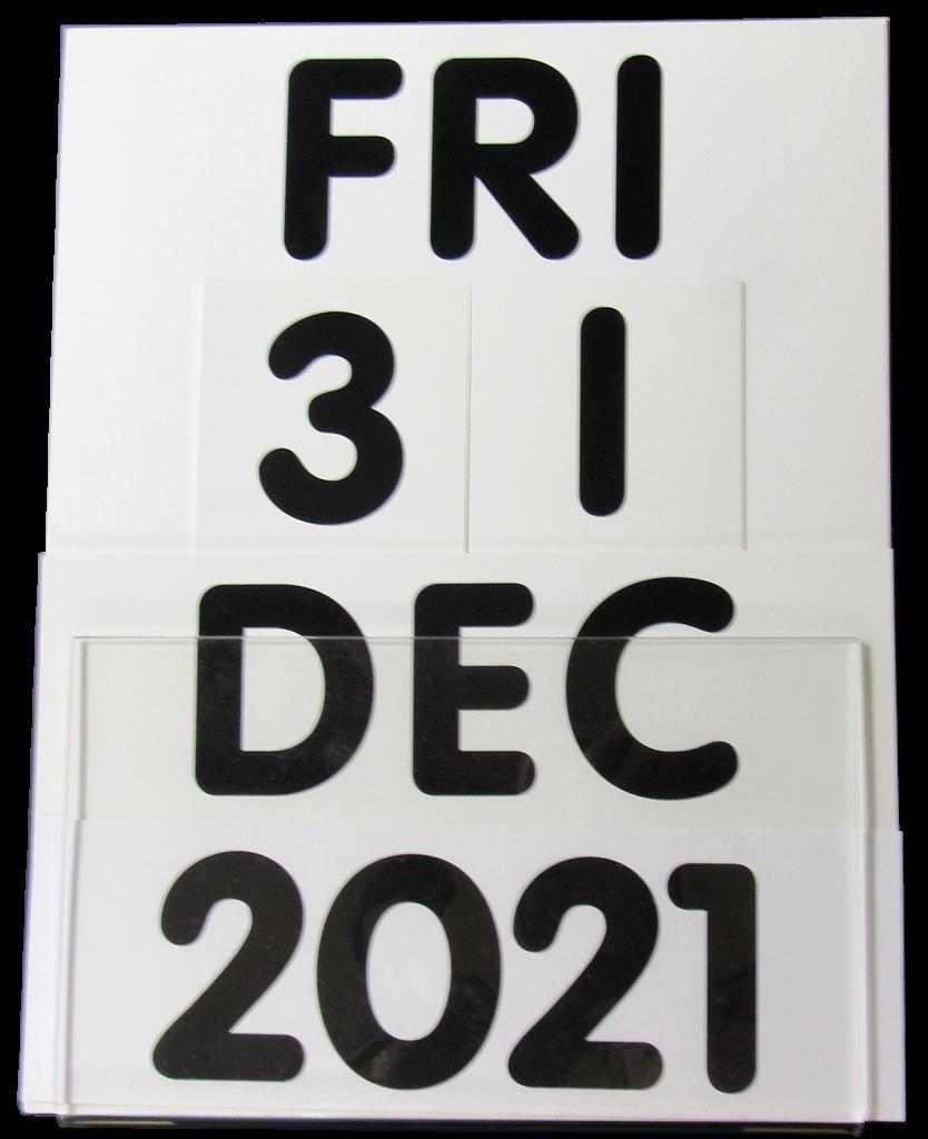 2021 SeeCal Wall Calendar